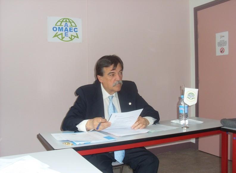 Presidente OMAEC