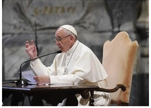 Pope Francis approves Dicastery for the Laity, the Family and Life.