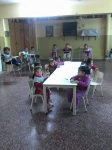niños guarderia