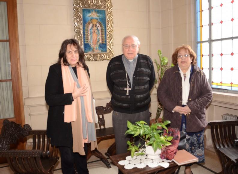 Presidente Conferencia Episcopal Argentina – OMAEC
