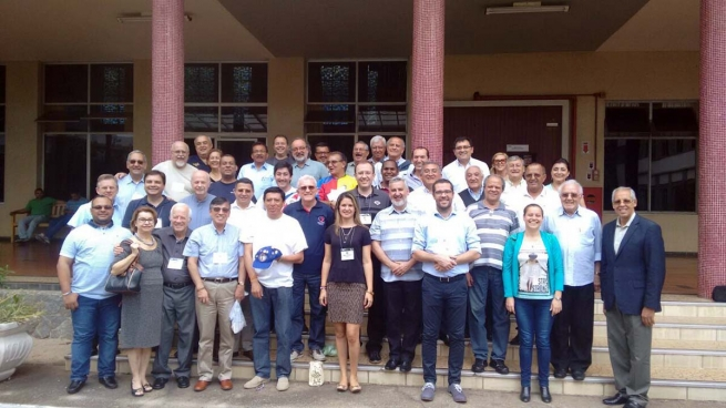 Brazil – The Past Pupils of America hold their first regional meeting