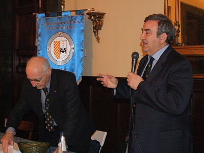Assembly by Italian Federation of Jesuit Alumni