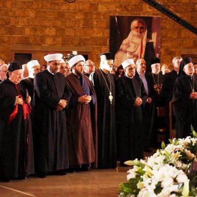 LEBANON – Feast of the Annunciation