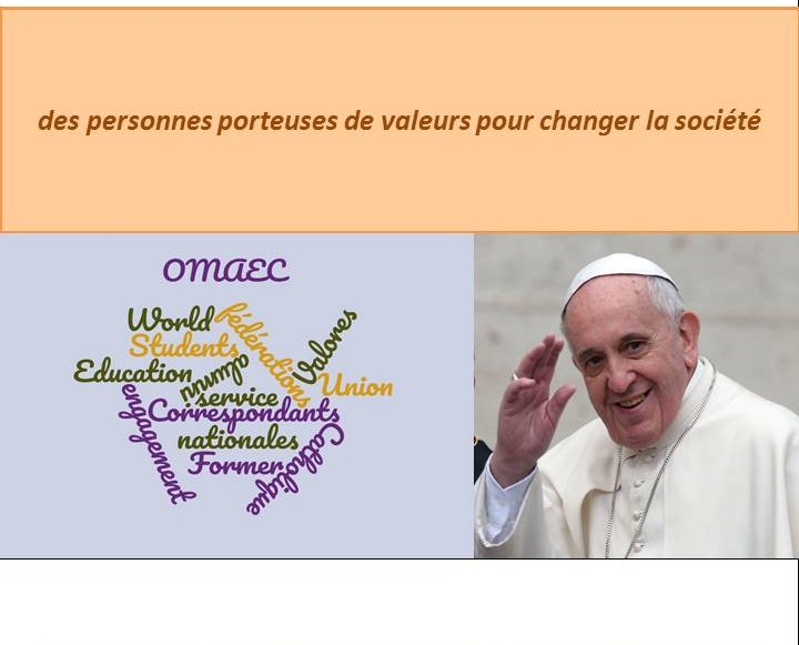 XV Congrés OMAEC -Rome / 50e anniversaire
