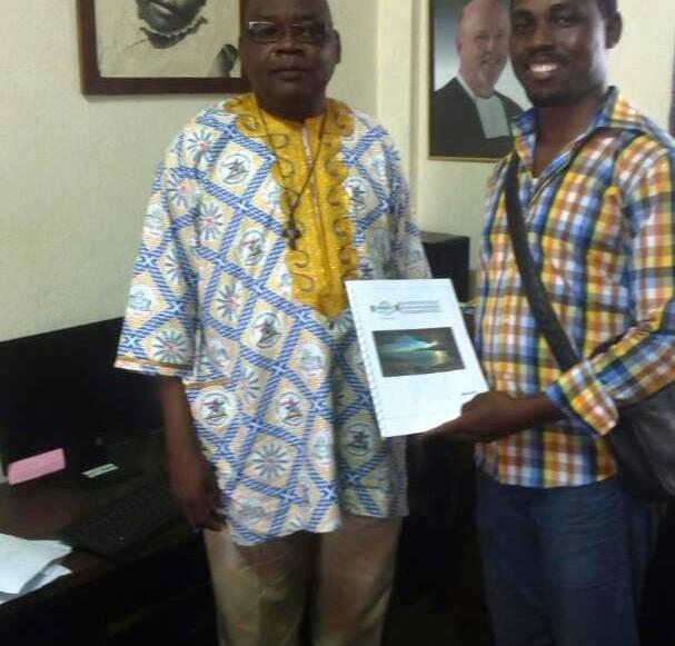 CAMEROON Correspondent