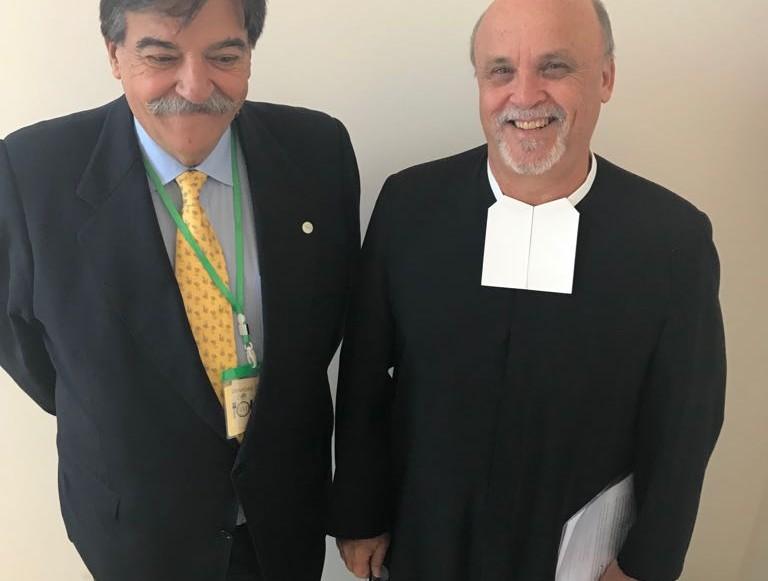 Hno. Robert Schieller – XV Congreso OMAEC
