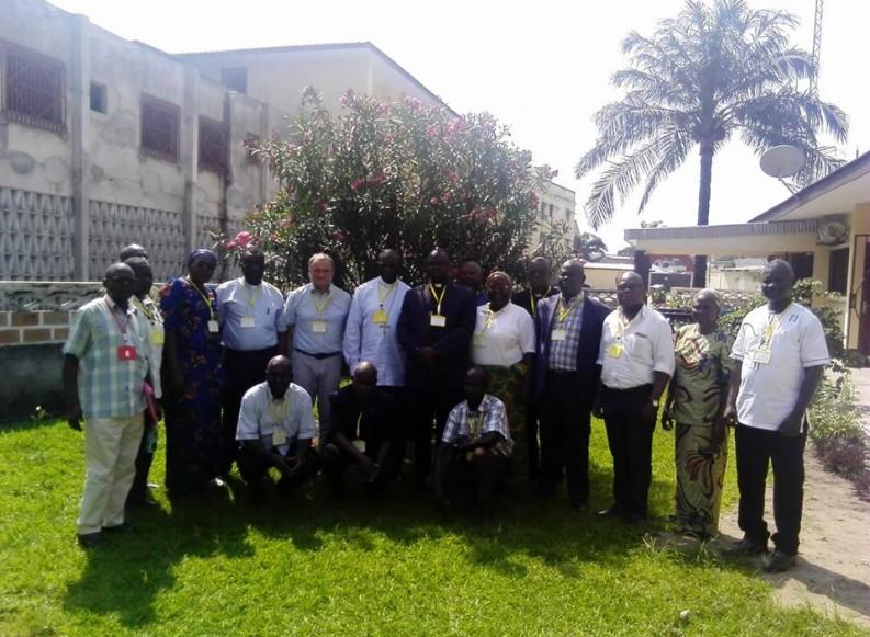 Informations correspondant Congo Brazaville