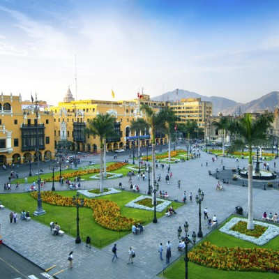 Desde Lima-PERU