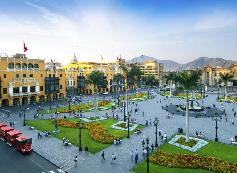 Du Lima – PÉROU