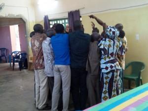 Session Vérité et Réconciliation - Exercice pratique