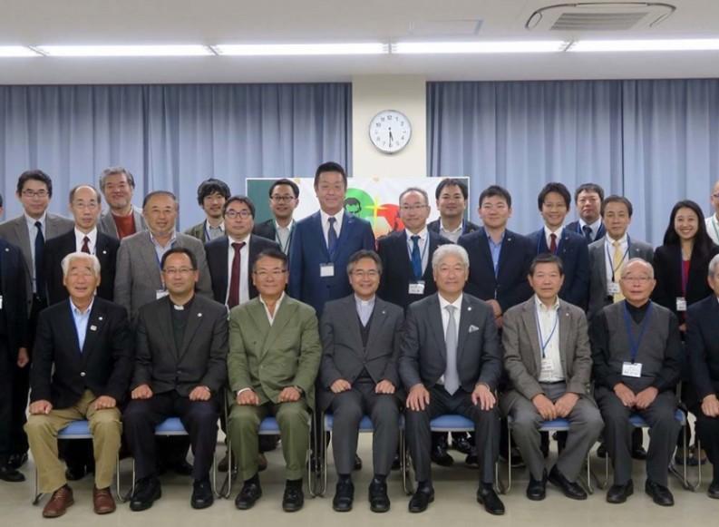 Japón – Reunión anual de la junta directiva de los Exalumnos de Don Bosco