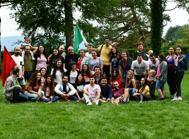 "Germany – A different youth camp: first ""Meet"" of young Syrians in the heart of Europe"