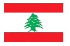 BANDERA LIBANO
