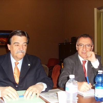 OMAEC- Presidente y Secretario General