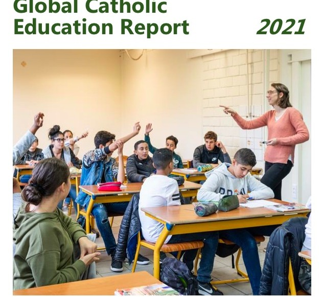 El Informe global sobre la educación católica 2021 y un video breve ya están disponibles