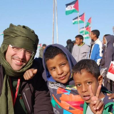 La Confederación Don Bosco en su visita a los Campamentos Saharauis