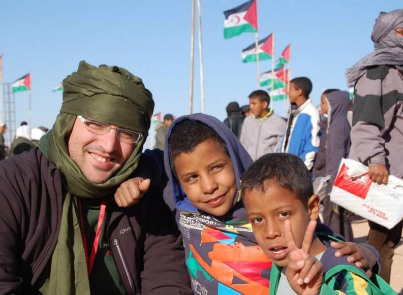 Don  Bosco Confederation visit Sahrawi camps