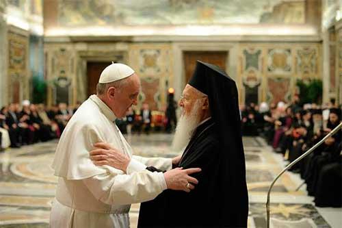 Semaine de prière pour l'unité des chrétiens
