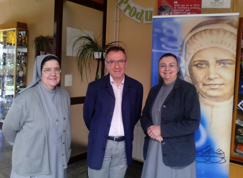 Congregation Sisters Consolation – OMAEC meeting