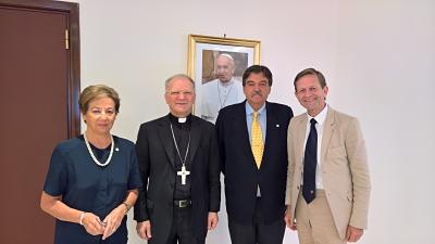 Vatican-Congrégation pour l'education catholique – OMAEC