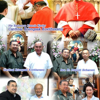 TAILANDIA – Cardenal – OMAEC