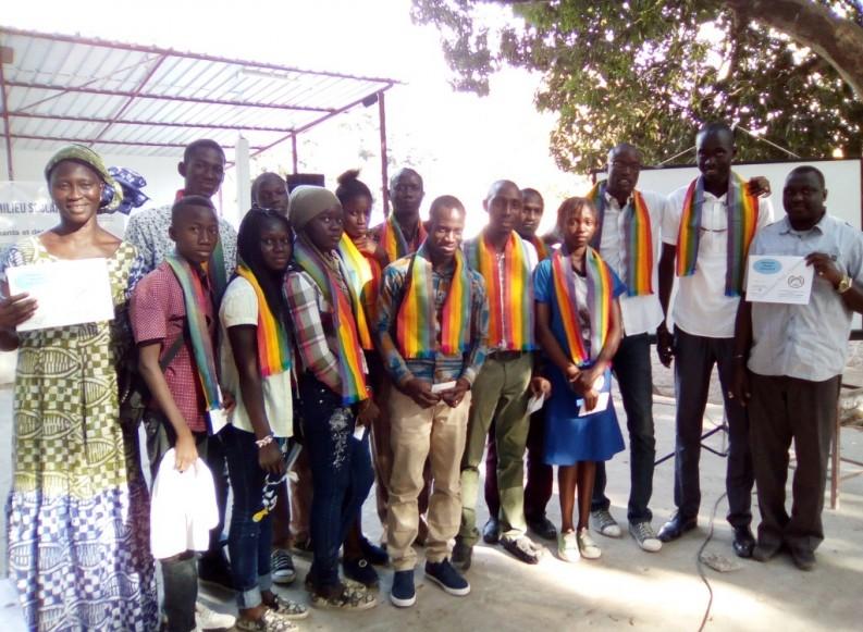 Generación No Violencia- Senegal