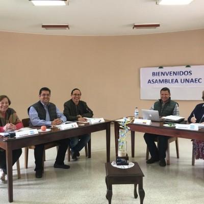 Asamblea General Constitutiva UNAEC AMERICA