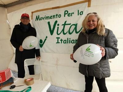 MOVIMIENTO POR LA DEFENSA DE LA VIDA – ITALIA
