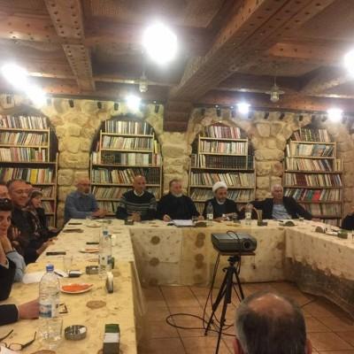 LEBANON, CELEBRATION OF THE ANNUNCIATION
