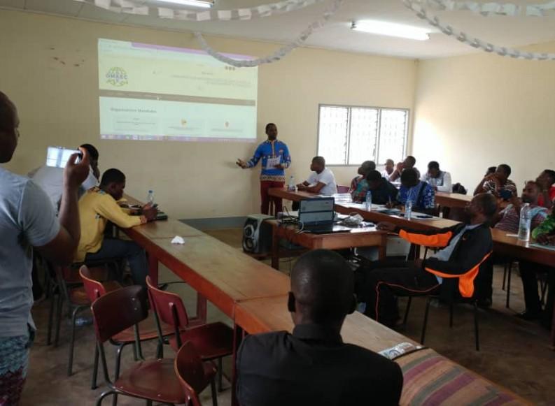 CAMEROON – OMAEC Correspondent
