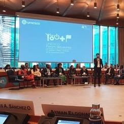 UNESCO-11ª SESIÓN DEL FORO JUVENIL