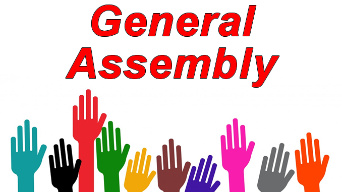 OMAEC General Assembly 2020