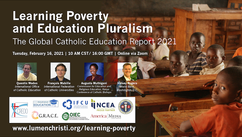 Présentation du rapport mondial sur l'éducation catholique
