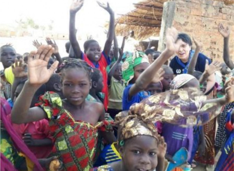 PROVIDING A FUTURE FOR THE CHILDREN OF BOUGOUDANG