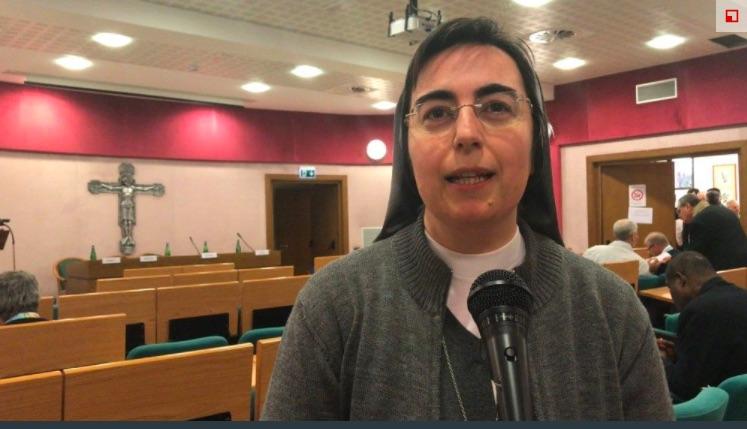 DICASTERIO PARA EL DESARROLLO HUMANO INTEGRAL: HERMANA SMERILLI, NUEVA SUBSECRETARIA